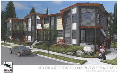 Mountlake Terrace Townhomes